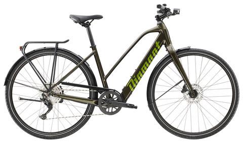 E-Bike FLYER Upstreet5, Mixed mercury red