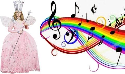 Glinda e il pentagramma