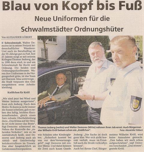 Schwälmer Bote 02.05.07