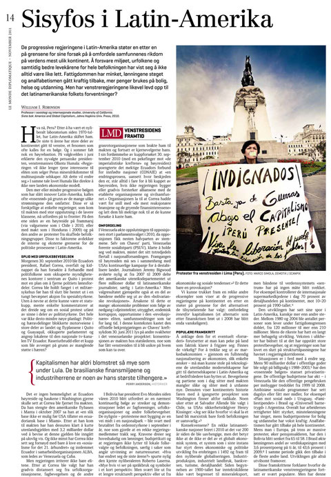 Le Monde Diplomatique Norway