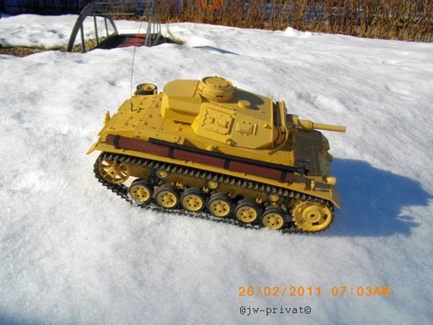 HL Panzer III