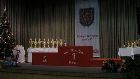 """Die """"Siegertribühne"""""""