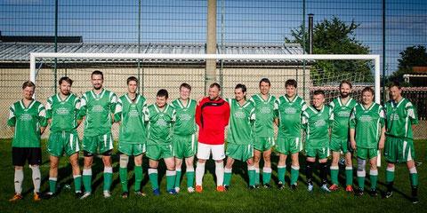 Fußballmannschaft - GSBV Halle/Saale