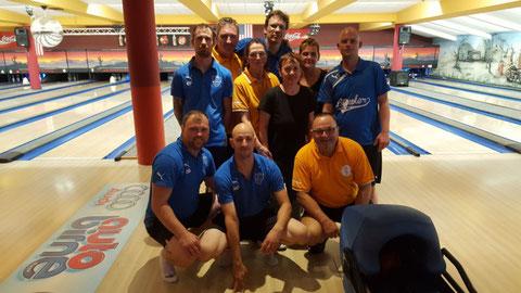 GSBV - Bowlingteam