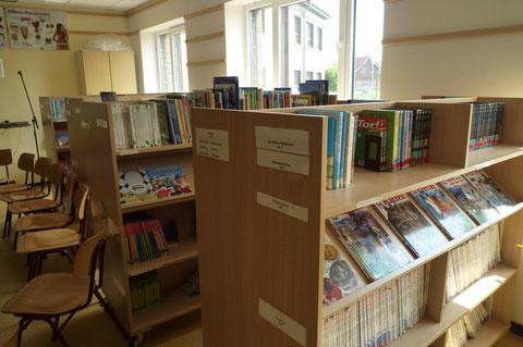 Die Schulbücherei