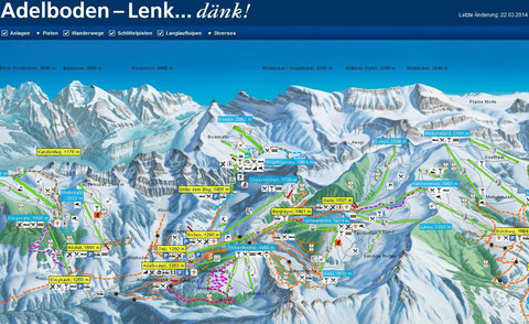 Bergbahnen Region Adelboden (Quelle: www.daenk.ch)