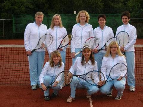 Unsere 1. Damenmannschaft 2011