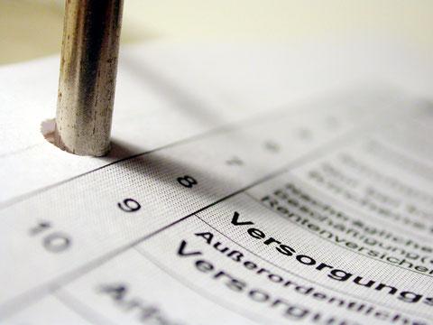 Büroservie-Berger, Buchloe - Datenerfassung