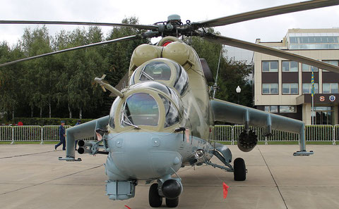 "MI 24P "" 04 ""   RF-93547  Russian Air Force -2"