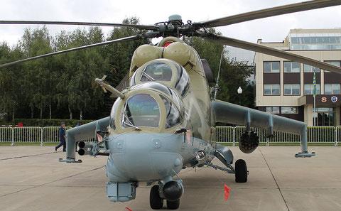 "MI 24P "" 04 ""   RF-93547  Russian Air Force -2"