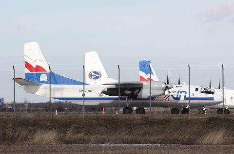 "AN-26B "" SP-FDO "" Exin -1"
