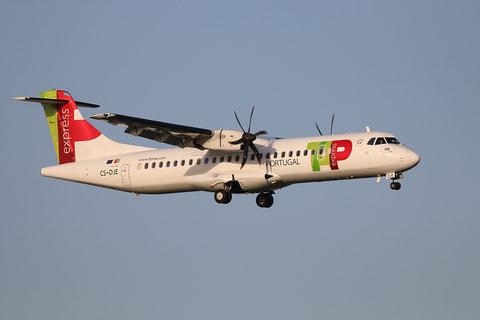 """ATR 72-212A (600) """" CS-DJE """"  TAP Express -1"""