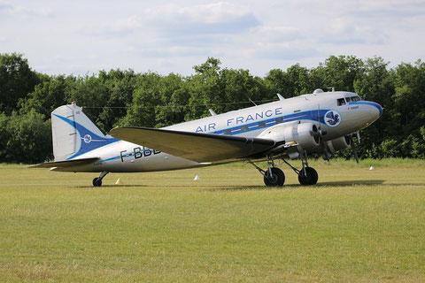 "DC-3 ( C-47A Skytrain )  "" F-AZTE ""  -3"