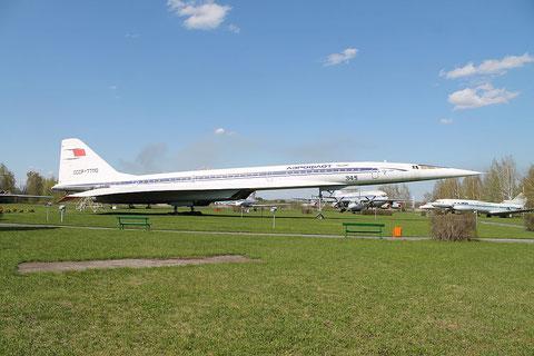 "TU 144 "" CCCP-77110 "" -3"