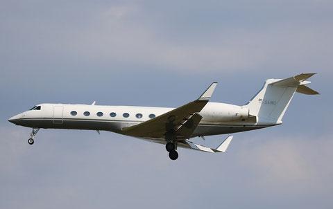 Gulfstream GV-SP M-SAWO-2