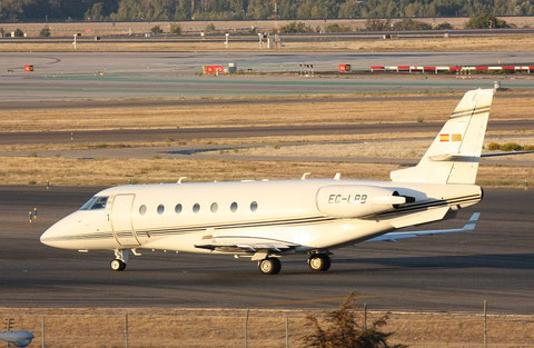 Gulfstream G200 Galaxy EC-LBB-1