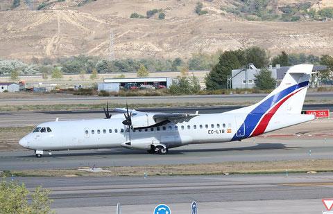 ATR72 EC-LYB-1