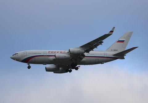 "Il-96 300PU "" RA-96021 "" Rossiya -2"