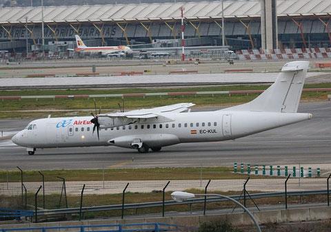 ATR72 EC-KUL-1