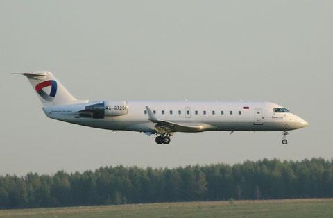 "CRJ-200LR "" RA-67231 "" Severstal -1"