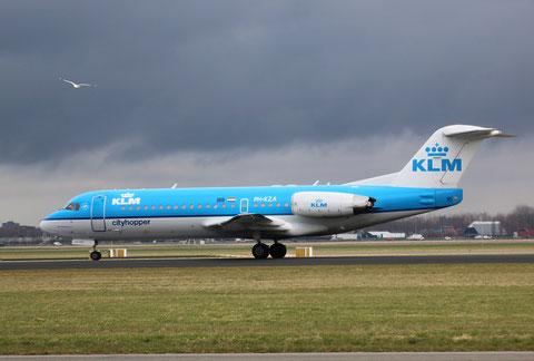 Fokker70 PH-KZA-2