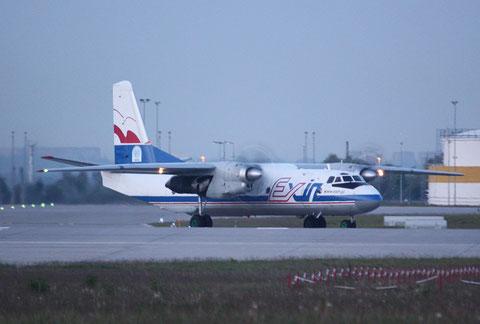"""AN-26B """" SP-FDR """" Exin -1"""