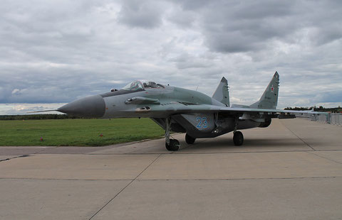 "MiG 29SMT(R)  "" 23 ""  RF-90847  Russian Air Force -5"