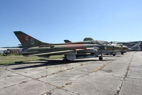 "SU 22UM3K "" 6802 "" Slovak Air Force -1"