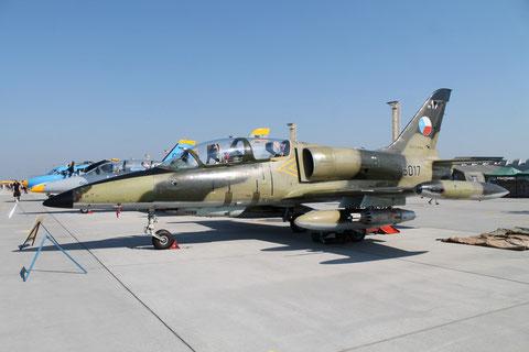 """L 39ZA """" 5017 """" Czech Air Force -7"""