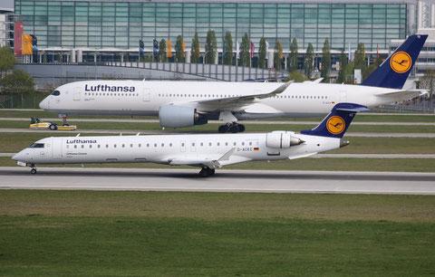 "CRJ-900  "" D-ACKC ""  Lufthansa CityLine -3"