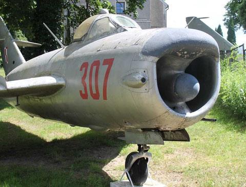 MiG17PF 307-2