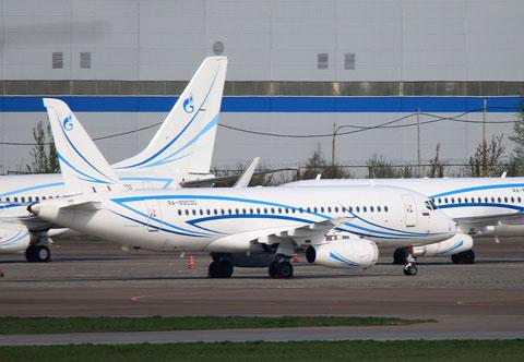 "Superjet 100-95LR "" RA-89030 "" Gazpromavia -1"