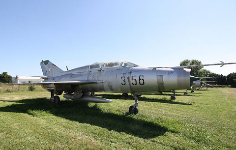 "MiG 21UM "" 3156 "" Slovak Air Force -2"