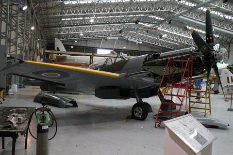 Spitfire MV268-3