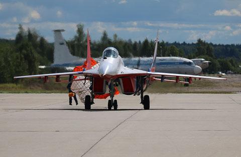 """MiG 29C  """" 32 """"  RF-91925 Воздушно-космические силы   ( ВКС ) Россия -2"""