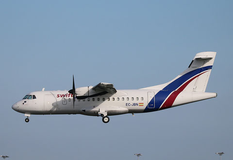 "ATR 42-300  "" EC-JBN ""  Swiftair -2"