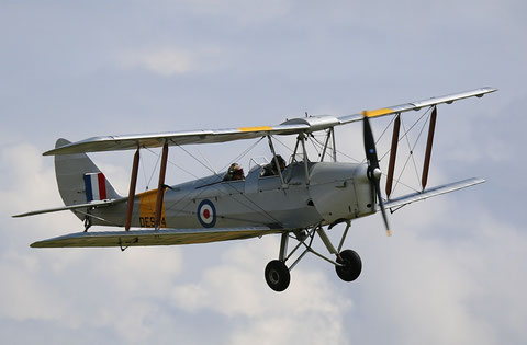 "De Havilland DH-82A Tiger Moth II "" G-ANPE ""-1"