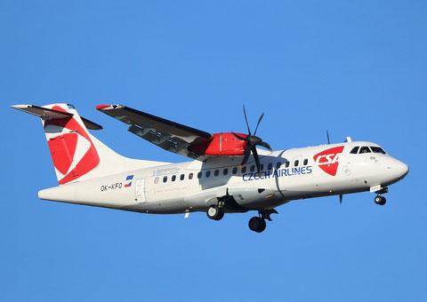 ATR42 OK-KFO-4