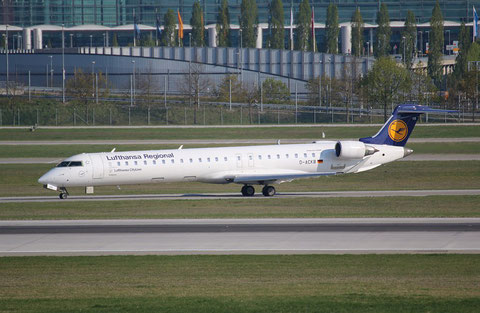 "CRJ-900LR  "" D-ACKB ""  Lufthansa CityLine -2"