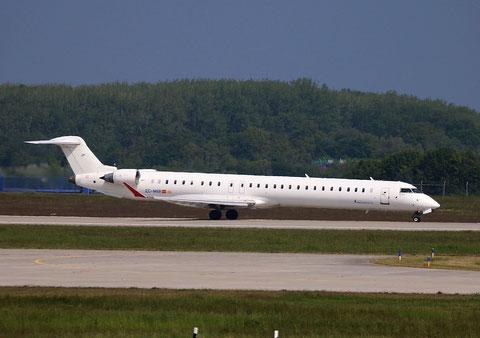 "CRJ-1000 "" EC-MNR ""  Air Nostrum -2"