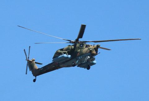 """Mi 28H """" 71 """" RF-13655 Russian Air Force -1"""