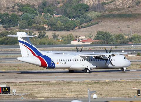 ATR72 EC-LYB-2