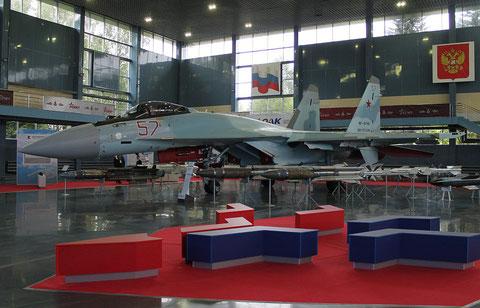 "SU 35S "" 57 ""  RF-81745  Russian Air Force -1"