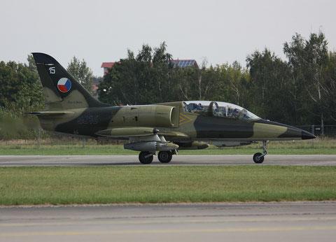 """L 39ZA """" 5015 """" Czech Air Force -2"""