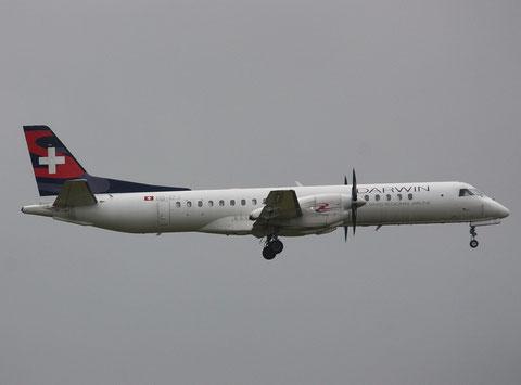 Saab2000 HB-IZJ-2