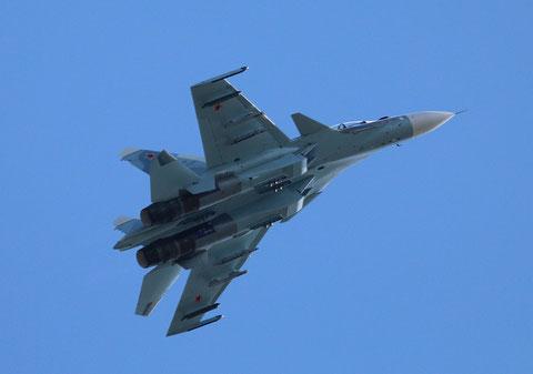 """SU 30SM """" 53 """"  RF-81872  Воздушно-космические силы  ( ВКС ) Россия -7"""