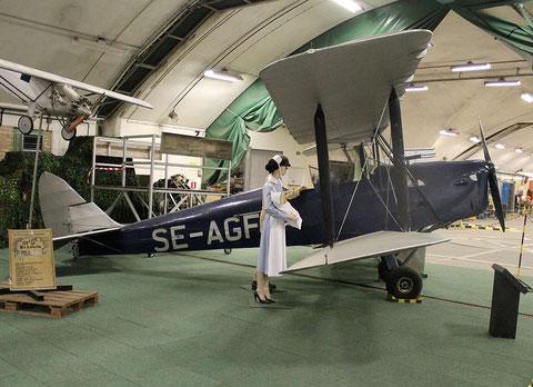 Tiger Moth SE-AGF-2
