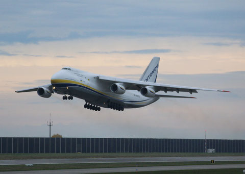 "AN 124-100 "" UR-82072 "" Antonov Airlines -4"