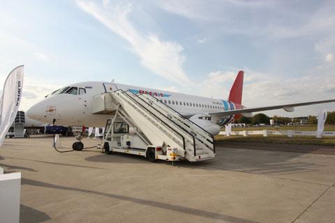 "Superjet 100-95LR "" RA-89034 ""  Jamal -2"