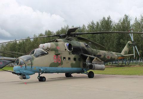 """MI 35 """" 56 """"   RF-13375  Russian Air Force -2"""